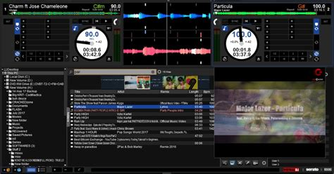 serato dj  skin  virtual dj  update zone