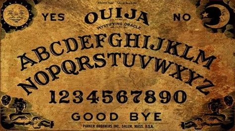 table de ouija or 225 culo de la tabla ouija