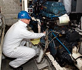 marine engine service maintenance repowers testing tacoma diesel seattle