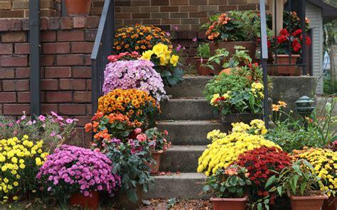 fall flower decorations 15 fall front door decoration ideas garden club