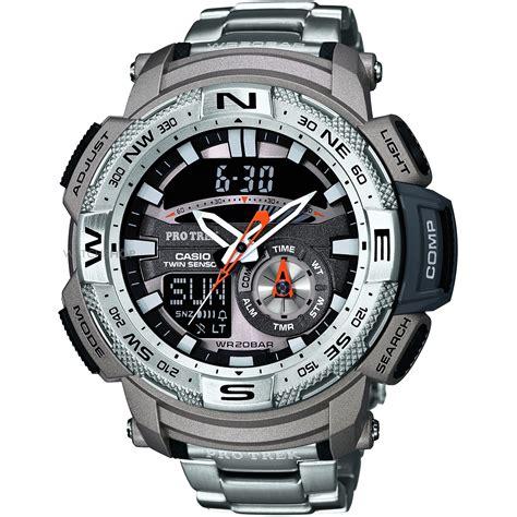 Jam Tangan Matrex Quartz s casio pro trek alarm chronograph prg 280d 7er