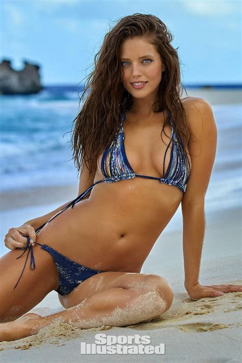 sports illustrated emily didonato in sports illustrated swimsuit issue 2016