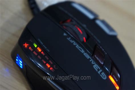 Mouse Gaming Armaggedon Aliencraft G13 review mouse gaming armaggeddon g13 aliencraft ii fleksibel dan adaptif jagat play