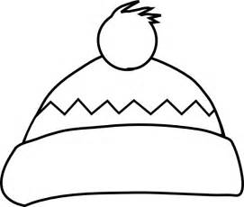 winter hat template white winter hat clip at clker vector clip