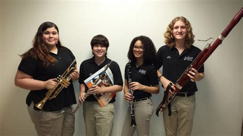 Hammock Bandc oak hammock band students participate in irsc four county honor band lucielink