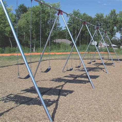 swinging on a swing set tripod swing 8 foot by sii aaa state of play