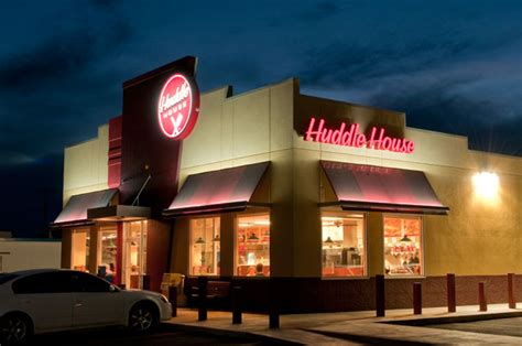 The Huddle House by Huddle House Our Story