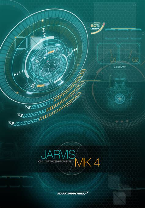 wallpaper iphone 5 jarvis jarvis mark 4 ios 7 optimized wallpaper by hyugewb on