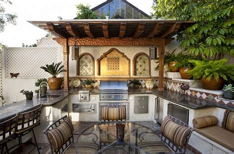 Patio Kitchen Designs by Designing The Outdoor Kitchen