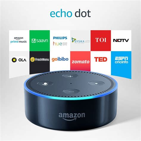 how does echo dot control buy amazon echo dot black price features reviews in