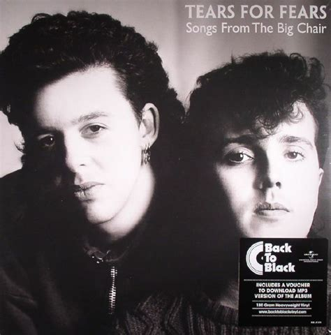 the big chair tears for fears tears for fears songs from the big chair vinyl lp ebay