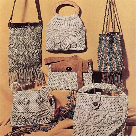 How To Make Macrame Purse - macrame purse macrame croche embroidery