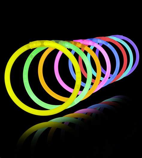 glow bracelets glow sticks band 100pc premium lumistick glow stick