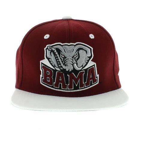 crimson tide colors alabama crimson tide the refresh snapback team colors by