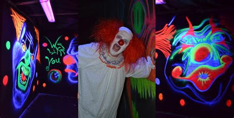 fabulous clown for maze haunted house room ideas third room was the clown room