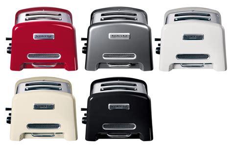 Metal In Toaster Grille Pain Artisan Blanc Kitchenaid