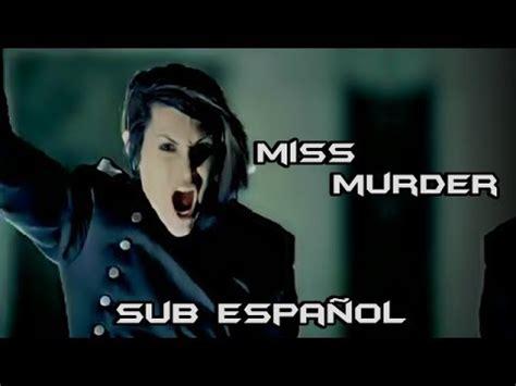 afi miss murder lyrics afi decemberunderground album doovi
