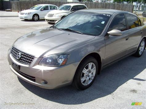 2005 nissan altima 2005 nissan altima 2 5 s in polished pewter metallic