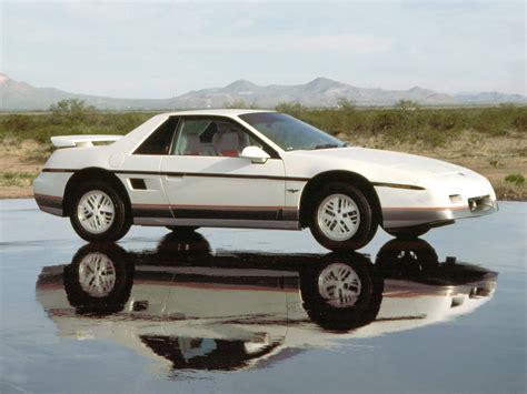 1984 pontiac fiero gt pontiac fiero cartype