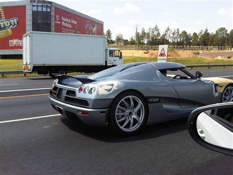 Koenigsegg South Africa Crashed Koenigsegg Ccxr Spotted In South Africa