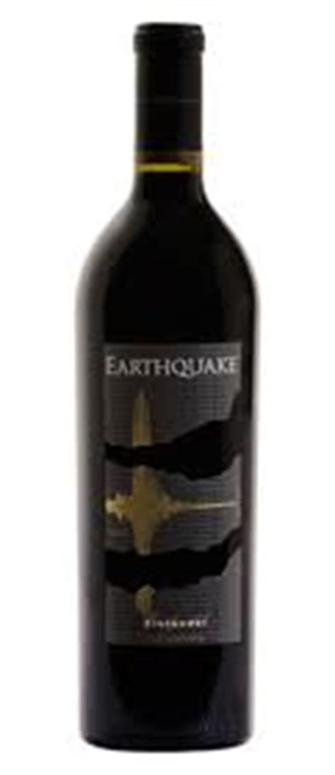 earthquake zinfandel 2013 michael david vineyards zinfandel lodi earthquake zin