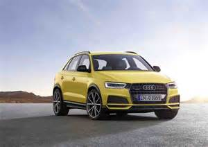 Audi Q3 2017 Audi Q3 Facelift Revealed Gaadiwaadi