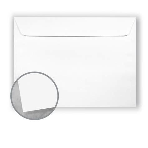 White Envelopes No 13 Booklet 10 X 13 95 Lb Text Smooth Plike Envelopes 3 7918100 Box 10x13 Catalog Envelope Template