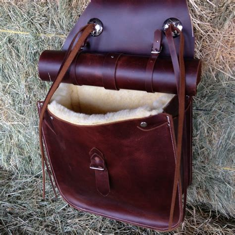 Handmade Saddlebags - handmade leather saddlebags sidewinder chaps quality