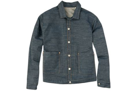 levi s vintage clothing pleated 1880 denim blouson