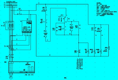 wiring diagram mccb motorized schneider 4k wallpapers
