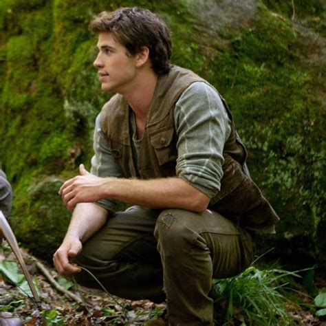 Katniss Everdeen and Hermione Granger Switch Places ... Liam Hemsworth The Hunger Games Character