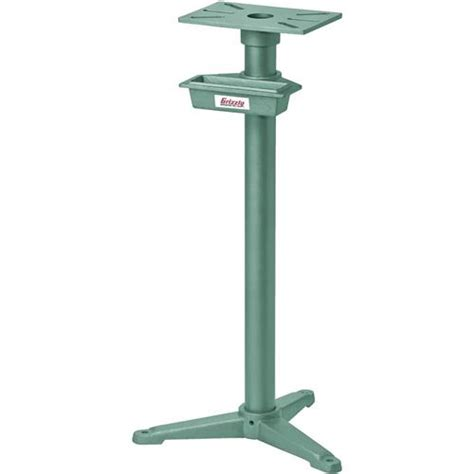bench grinder stand pedestal stand for bench grinder grizzly industrial