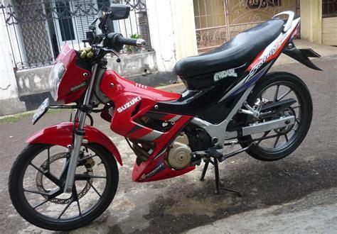 Lu Untuk Satria Fu daftar motor yang dulunya boros sekarang jadi lebih irit