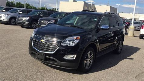 chevrolet equinox back 2017 black chevrolet equinox awd 4dr premier edition roy