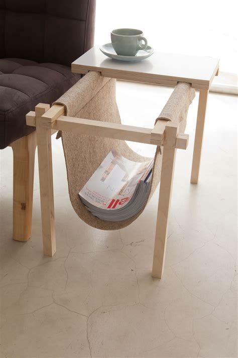 Side Table Magazine Holder stylish furniture and accessories that give felt a trendy look