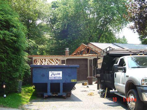 garage demolition cost in addition
