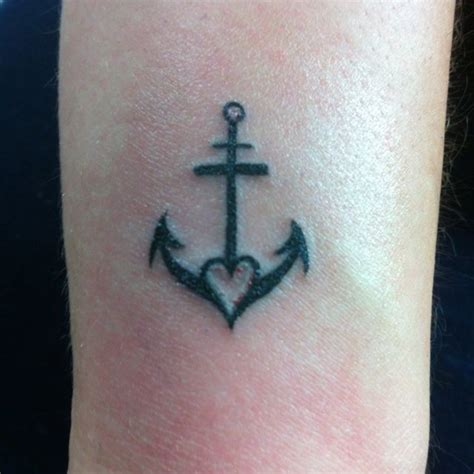 small hope tattoos 25 best faith anchor sketch images on