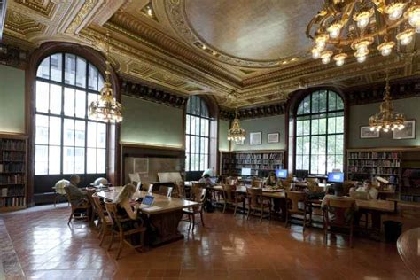 New York Library Interior by New York Library Stephen A Schwarzman Building