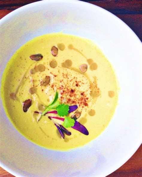 taste of home cauliflower soup eatdrinktc curried