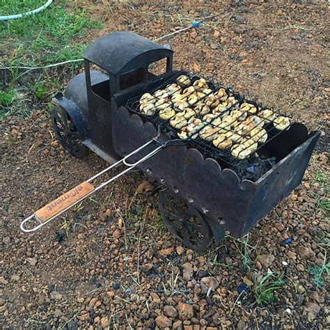 164 Best Bbq Grill Images On Pinterest Bar Grill Firepit Tools