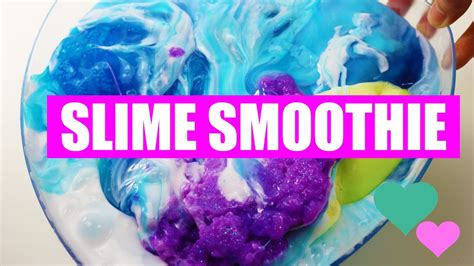 Smoothie Slime magic jiggly slime smoothie slime collection megamix