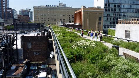 Chelsea Section Of Manhattan by The Green Side Of Nyc The High Line Park Weekadvisor