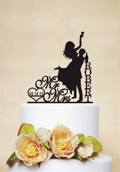 Handmade And Groom Cake Toppers - wedding cake topper cake topper custom cake