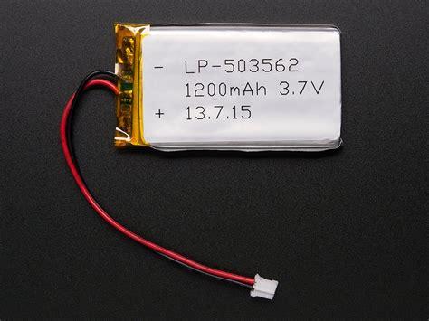 Ready Stock Battery Lipo 3 7v 1200mah For Drone Syma X5hw X5hc lithium ion polymer battery 3 7v 1200mah id 258 9 95