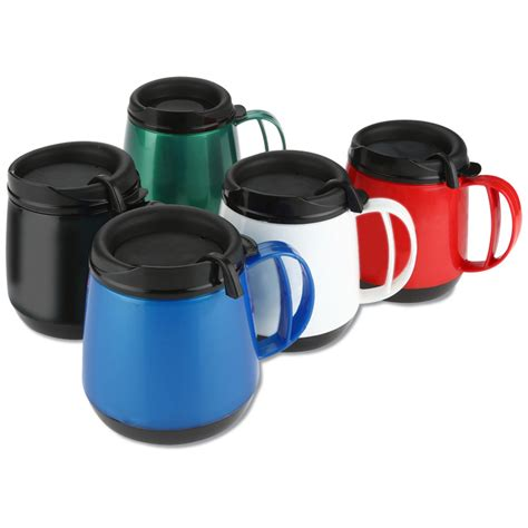 24 units of coffee mug insulated with handle grip at 119486 is no longer available 4imprint promotional products