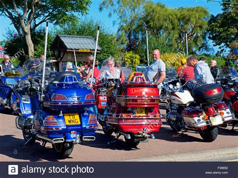 Honda Motorrad Uk by Motorbikes Stockfotos Motorbikes Bilder Alamy