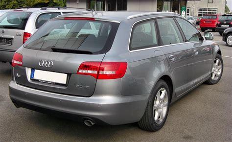 audi a6 rear plik audi a6 c6 avant facelift 20090809 rear jpg