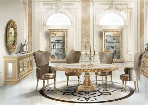 Classic Dining Room Tables by 187 Italian Dining Room In Classic Styletop And Best