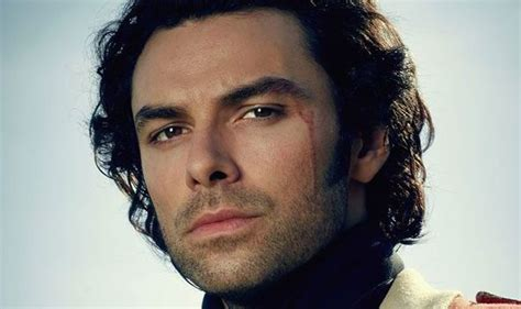 bbc show poldark set to launch leading man aidan turner to
