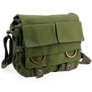 black friday drones retro green canvas dslr camera bag with shock absorbing